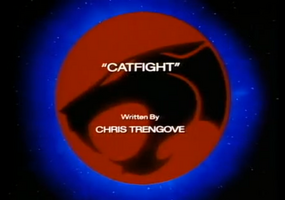 Catfight - Title Card