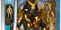 Bandai Armor of Omens with Gold Lion-O