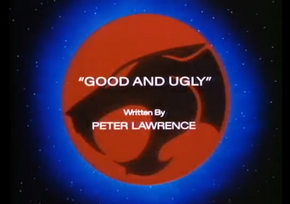 Good and Ugly - Title Card