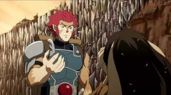 """ThunderCats - """"The Duelist and The Drifter"""" Clip 1"""