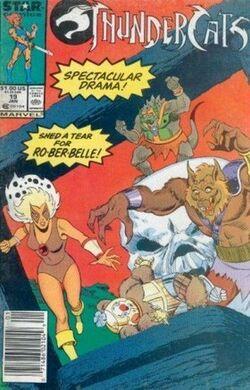 Thundercat comic US 19