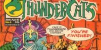 ThunderCats (Marvel UK) - Issue 6