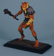 Icon Heroes Jackalman Staction Figure - 008