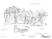 Original Concept Art - Castle Plun-Dare - Eyeroom - 001