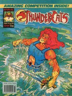 ThunderCats (UK) - 119
