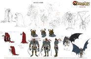 Original Concept Designs 2011 - Mumm-Ra - 001