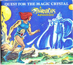 Thundercats Quest for the Magic Crystal