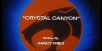 Crystal Canyon (episode)