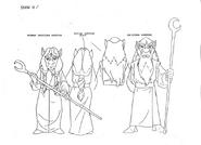 Original Concept Art - Unicorn Keepers - 001
