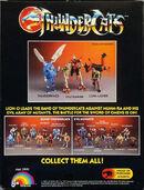 LJN Thunderwings Box Back