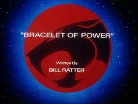 Bracelet of Power - Title Card