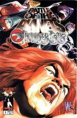 Battle of the Plenets and thundercats 1b