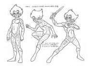 Original Concept Designs - Lion-O - 003