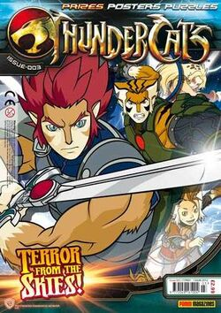 ThunderCats (Panini UK) - 003