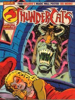 ThunderCats (UK) - 059