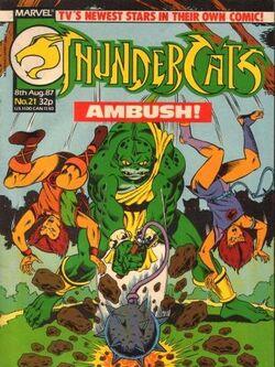 ThunderCats (UK) - 021