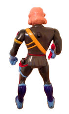 LJN Captain Shiner Loose Back
