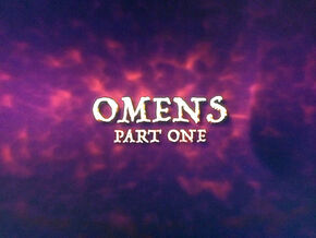 Omens Part I Title Card