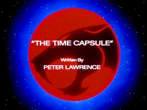 Time Capsule Title Card
