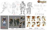Original Concept Designs 2011 - Tygra - 001
