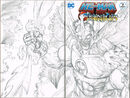 He-Man - ThunderCats - Unpublished Cover 1 - Mum-Ra