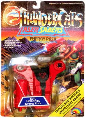 Red Laser Saber