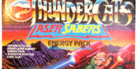 LJN Red Laser Saber