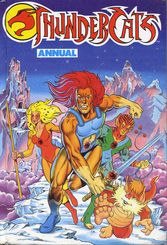 File:ThunderCats - Annual 1991 (UK).jpg