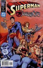 Superman and Thundercats 1a
