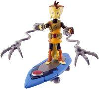 Bandai ThunderCats WilyKat Action Figure - 02