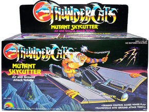 LJN Skycutter Box