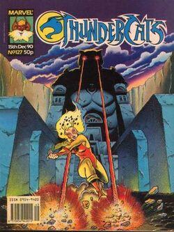 ThunderCats (UK) - 127