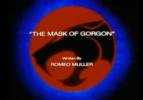 The Mask of Gordon - Title Card
