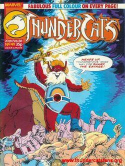 ThunderCats (UK) - 049