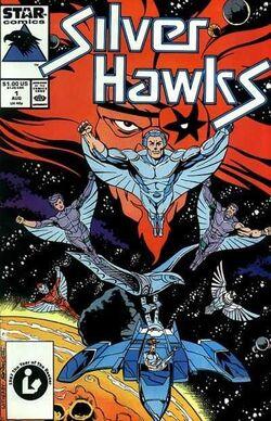 SilverHawks (Star Comics) - Issue 1