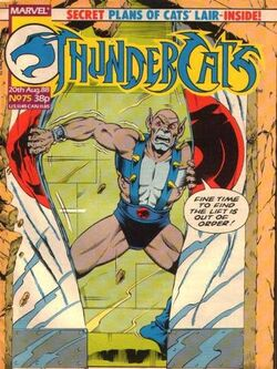 ThunderCats (UK) - 075