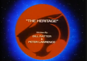 The Heritage - Title Card