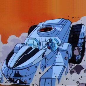 Thundertank Vehicle