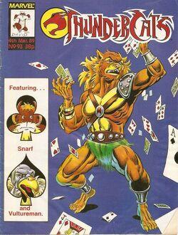 ThunderCats (UK) - 093