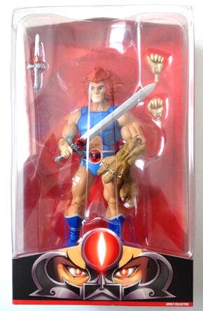 Mattel Lion-O Box