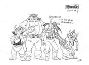 Original Concept Art - Berzerkers - 001