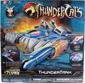 Bandai ThunderTank with Snarf Box