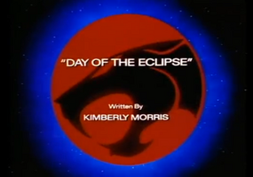 Day Of The Eclipse - Title Card