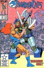 Thundercat comic US 12