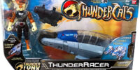 Bandai ThunderRacer with Tygra