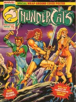 ThunderCats (UK) - 030