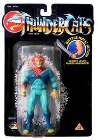 Rainbow Toys Tygra Black Bolo Whip