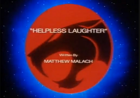 Helpless Laughter - Title Card