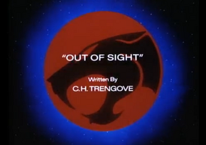 Out of Sight - Title Card