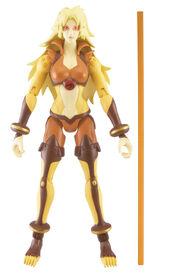 Bandai ThunderCats Cheetara 6 Inch Figure 1